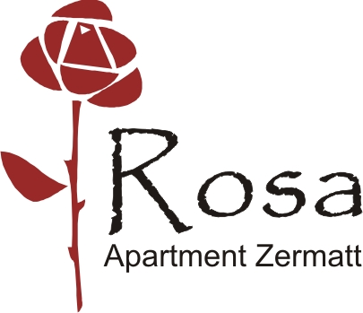 logo apartment rosa zermatt